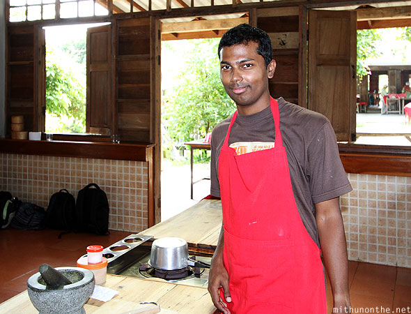 Thai Farm Cooking class Mithun Divakaran