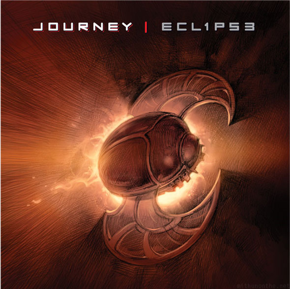 Journey Eclipse album mp3 cd cover