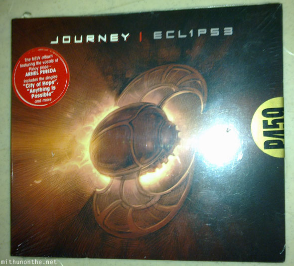 Journey Eclipse album cd