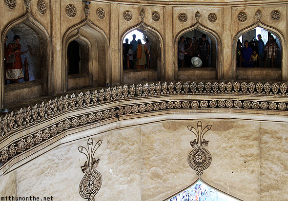 Charminar open hall design Hyderabad
