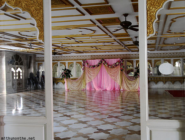 Gurdwara wedding hall Bangkok sikhs