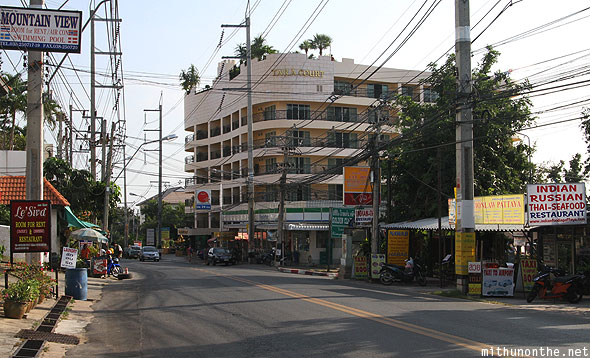 Jomtien real estate Pattaya Thailand
