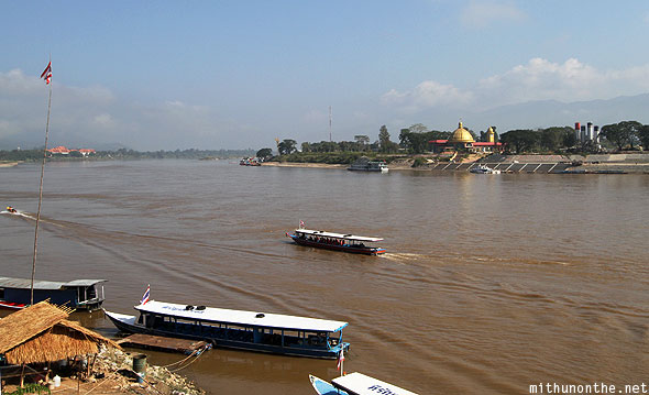 Mekong river Golden triangle boat tour