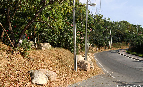 Pattaya hill road