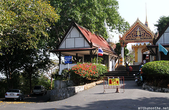 Pattaya viewpoint temple