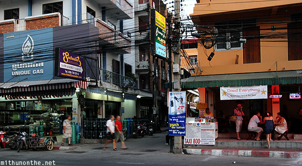 Sawadee Sabai Pattaya second road