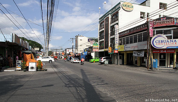 Angeles City perimeter road Philippines