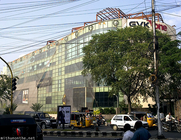 GVK one Shopper's Stop Hyderabad mall