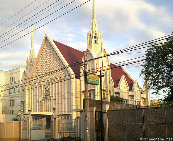 Iglesia ni christo church Angeles City Philippines