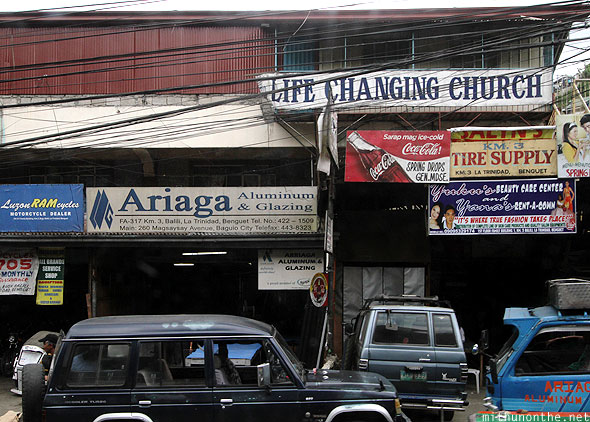 Life changing church Baguio Philippines