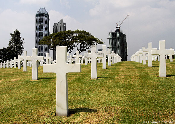 Manila American War Cemetery and Memorial BGC