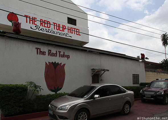Red Tulip hotel Angeles City Philippines
