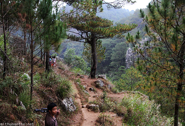 Sagada echo valley Philippines