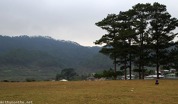 Sagada open grounds Philippines