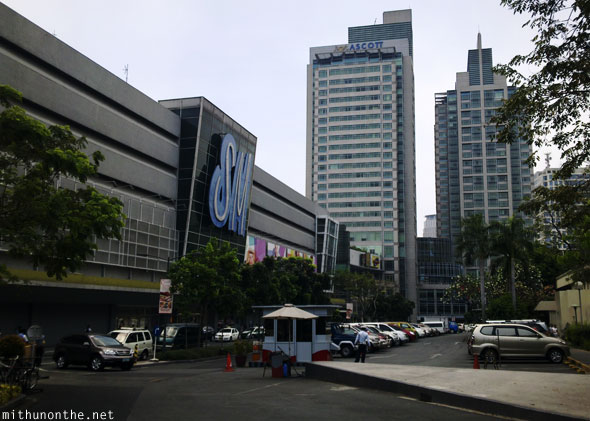 SM Glorietta mall Ascott Taguig city Manila