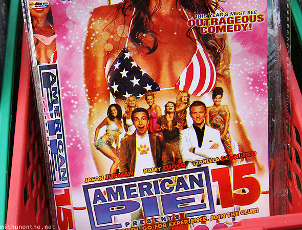 American Pie 15 dvd cover Philippines