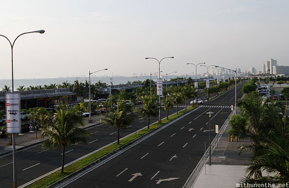 Mall of Asia baywalk road Manila Philippines