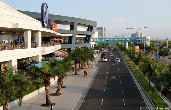 Mall of Asia esplanade road Manila Philippines