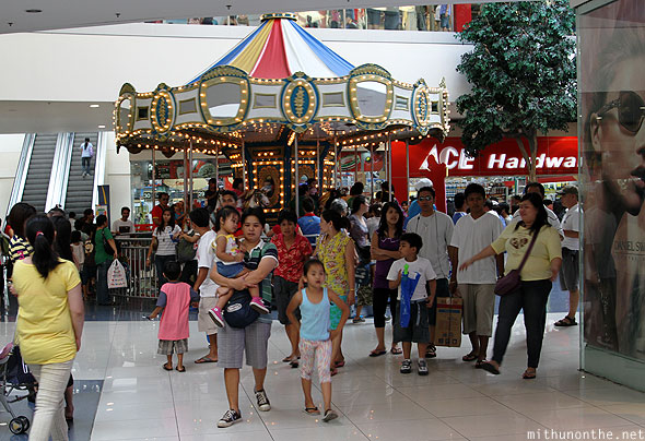 Mall of Asia Ace hardware store Manila Philippines