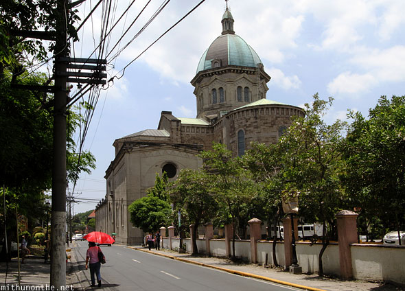 Manila Cathedral Intramuros Philippines
