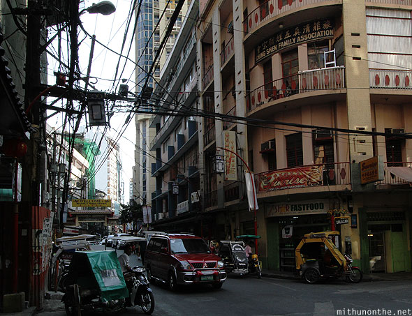 Chinatown residential apartments Manila Philippines