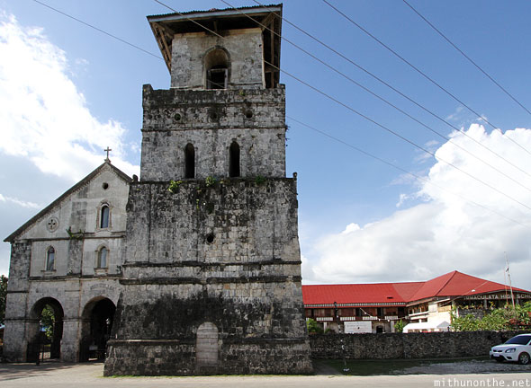 Baclayon roman catholic church school Bohol