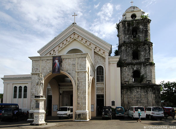 Church of Tagbilaran Bohol Philippines
