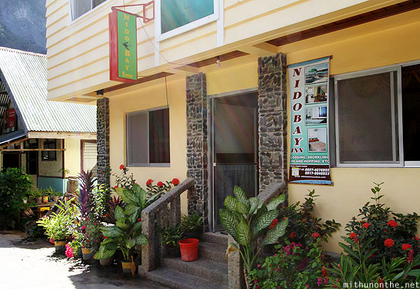 Nidobay Inn lodging El Nido Palawan Philippines