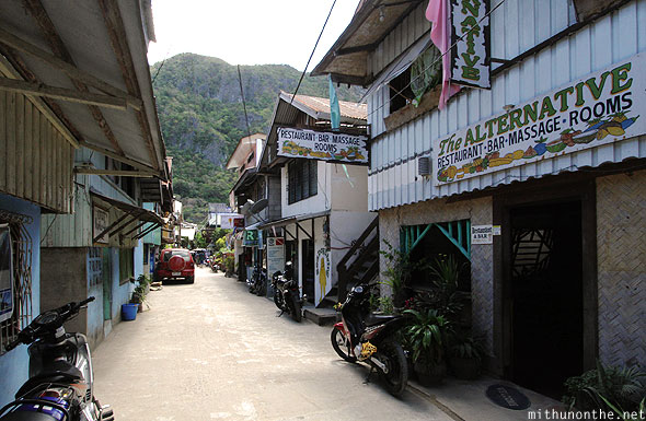 The Alternative massage El Nido Palawan Philippines