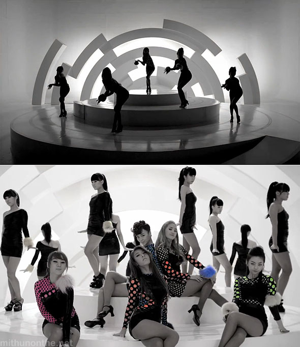 Wonder Girls Be My Baby MV screencaps Wonder World