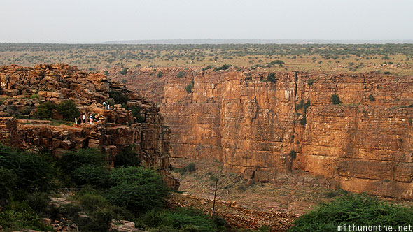 Gandikota hill Erramala Andhra Pradesh India
