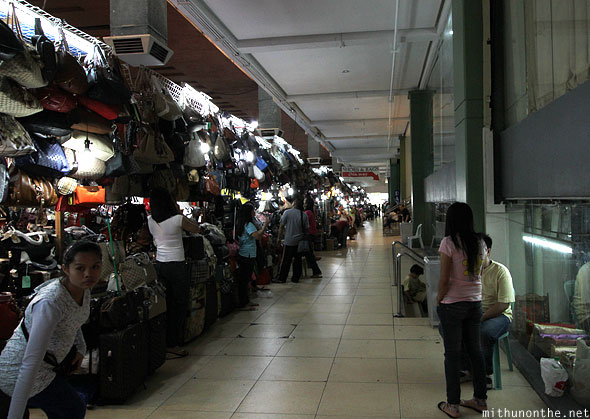 Greenhills bags shops Manila Philippines