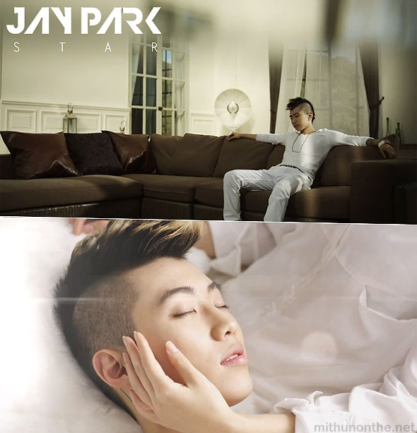 Jay Park Star music video screencap kpop