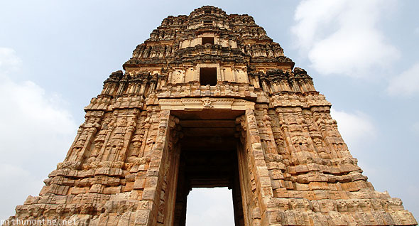 Madhavaraya temple main tower Gandikota