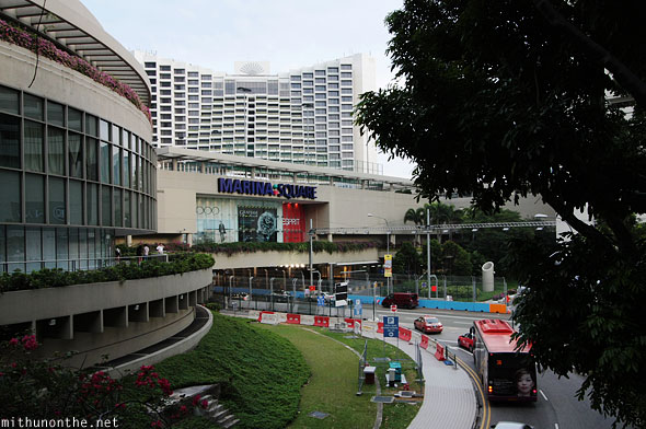 Marina Square mall Singapore