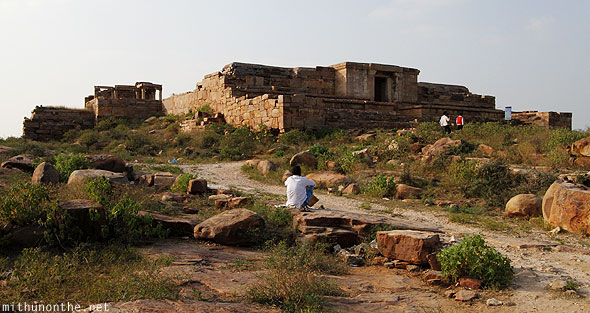 Rangaswamy temple Gandikota Andhra Pradesh India