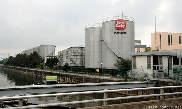 Sime Darby plant Jurong Singapore
