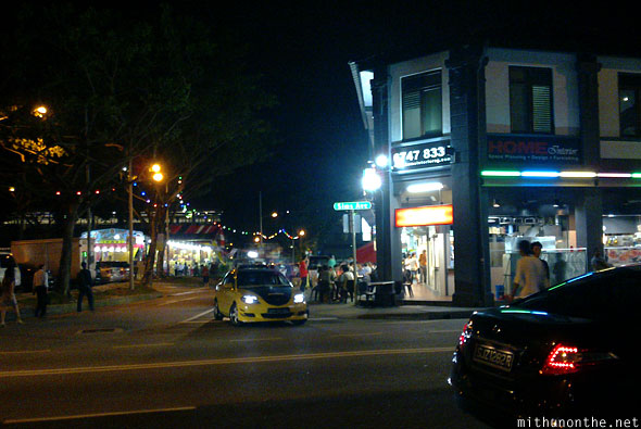 Sims Avenue Geylang road Aljunied Singapore