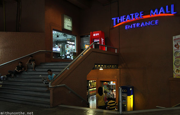 Theatre Mall Greenhills Manila Philippines