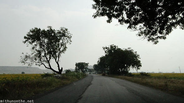 Belum road Andhra Pradesh India