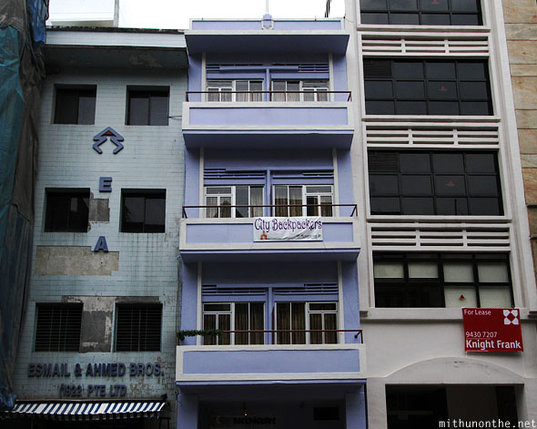 City Backpackers hostel Clarke Quay Singapore