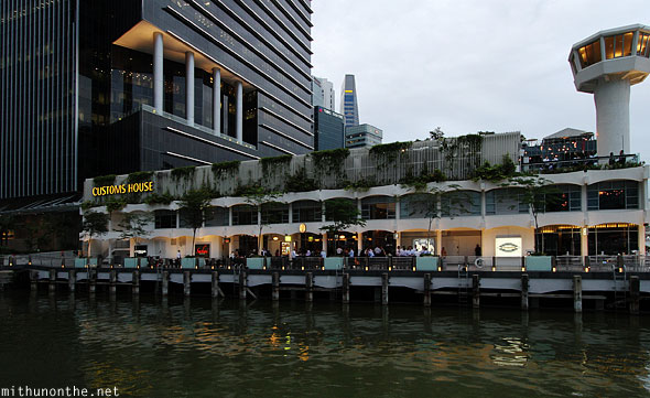 Customs House Marina bay Singapore