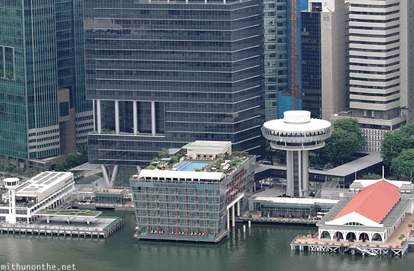 Fullerton bay hotel Customs House Singapore
