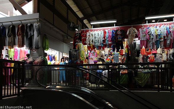 Geylang Serai market clothes Singapore