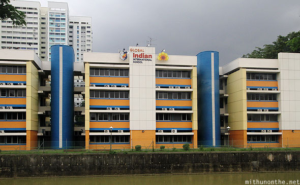 Global Indian International school Singapore