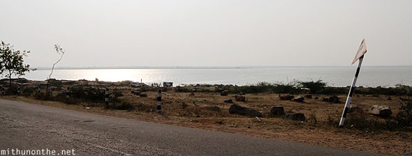 Lake Singanamala Andhra Pradesh India