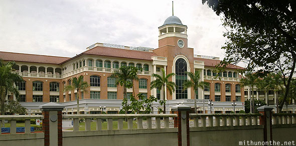 Nanyang Girls High school Singapore