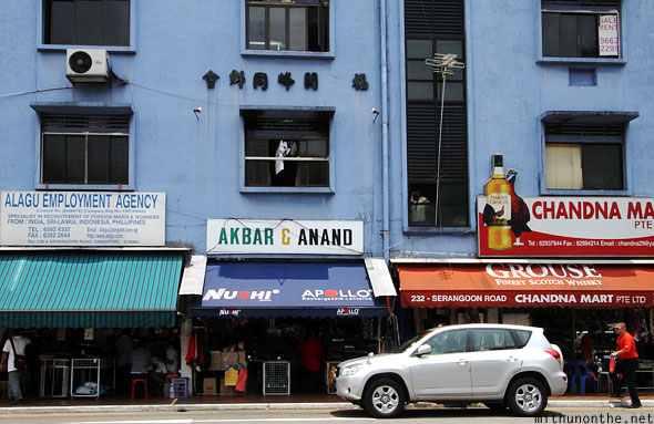 Akbar Anand employment agency Little India Singapore