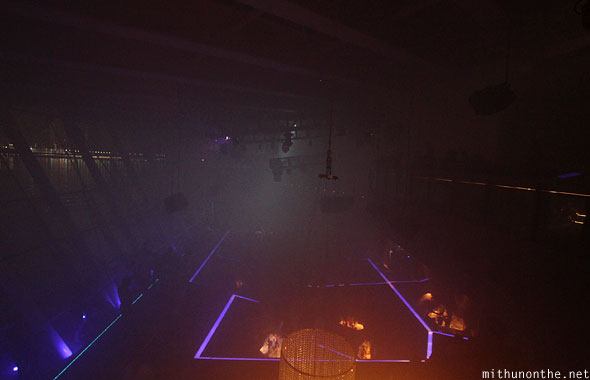Avalon club fog machine Singapore