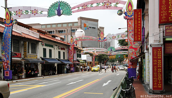 Serangoon road Little India Singapore